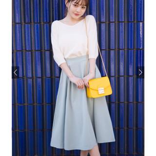 GRL - 新品 グレイル フレアスカート M
