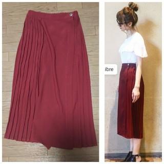 リーブル(Libre)のnatural stance Libre スカート Mサイズ(ロングスカート)