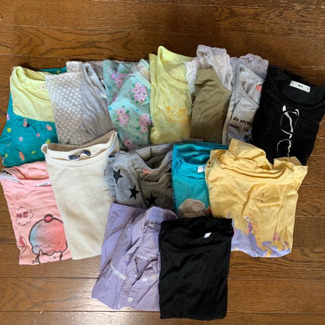 KP(ニットプランナー)のあきんぼ様  専用です キッズ/ベビー/マタニティのキッズ服女の子用(90cm~)(Tシャツ/カットソー)の商品写真
