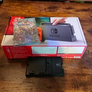 Nintendo Switch - 美品Nintendo switch & ドラゴンクエスト(新品未開封)