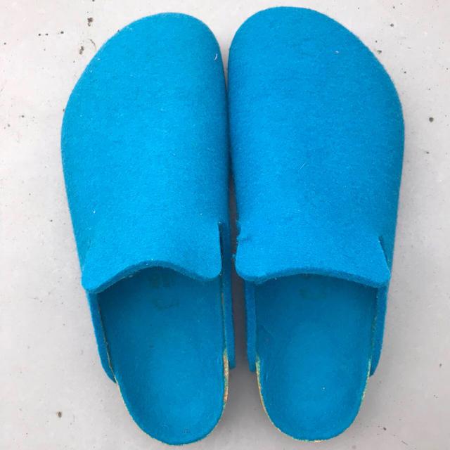BIRKENSTOCK(ビルケンシュトック)のビルケンシュトック BIRKENSTOCK ダボス DAVOS 26cmフェルト メンズの靴/シューズ(サンダル)の商品写真
