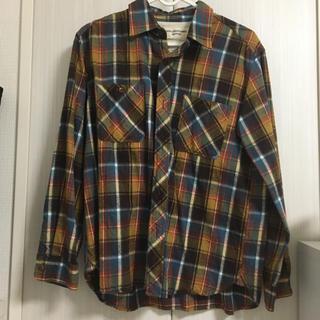 ビームスボーイ(BEAMS BOY)のBEAMS BOYのネルチェックワークシャツ(シャツ/ブラウス(長袖/七分))