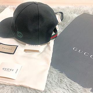 Gucci - 新品未使用!GUCCI キャップ