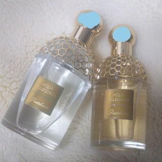 ゲラン(GUERLAIN)のゲラン アクアアレゴリア ジャスミノラ リモンヴェルデ セット(香水(女性用))