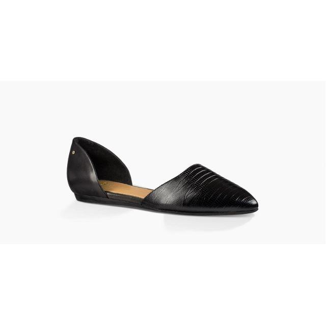"UGG(アグ)の【完売‼️】UGG LEA LIZZARD/リーリザード ""23.5"" レディースの靴/シューズ(ローファー/革靴)の商品写真"