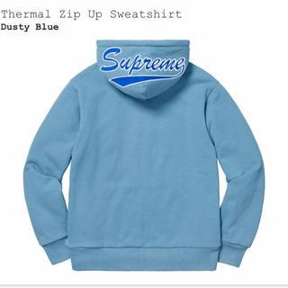Supreme - 【新品】Supreme Thermal zip up sweatshirt
