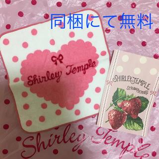 Shirley Temple - タオルハンカチ & ポストカード