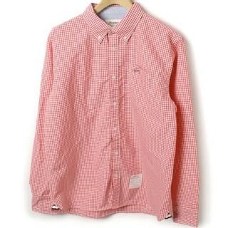 トミー(TOMMY)の[送料無料・匿名配送]TOMMY 長袖 Yシャツ ブラウス ワンポイント(シャツ)
