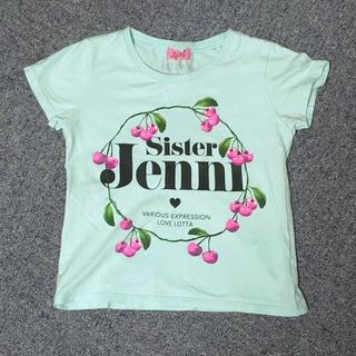 ジェニィ(JENNI)のシスタージェニー 半袖Tシャツ(Tシャツ/カットソー)