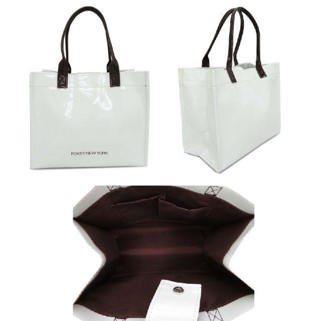 FOXEY(フォクシー)のFOXEY NEW YORK ノベルティ ミニバッグ レディースのバッグ(ハンドバッグ)の商品写真