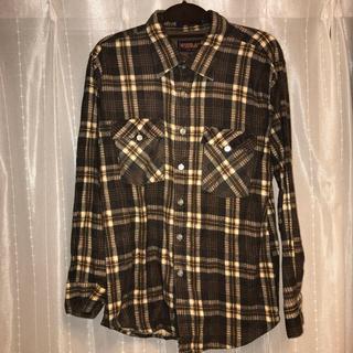 オシャレ チェックシャツ(シャツ)