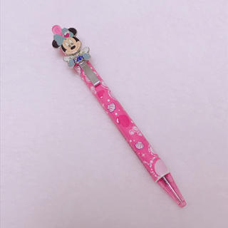 Disney - ディズニーリゾート限定 ミニーマウス ボールペン