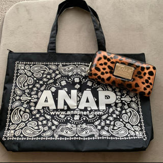 アナップ(ANAP)のANAPセット(トートバッグ)