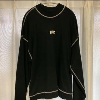 Jieda - jieda17aw mocneck long sleeve Tshirt