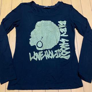 ベイビーシュープ(baby shoop)のレディース ロングTシャツ(Tシャツ(長袖/七分))