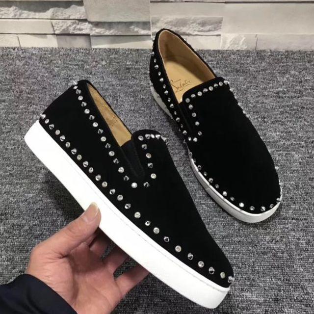 Christian Louboutin(クリスチャンルブタン)のクリスチャンルブタン スニーカー メンズの靴/シューズ(スニーカー)の商品写真