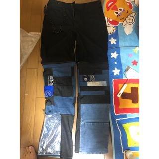 ラフシモンズ(RAF SIMONS)のカスタムパンツ custom pants(その他)