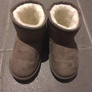 petit main - プティマイン お子様用ブーツ