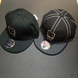 HATCO CAPS ハットコキャップ 野球帽 ベースボールキャップ 2個(キャップ)