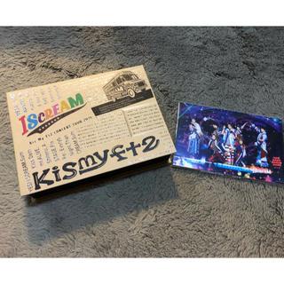 キスマイフットツー(Kis-My-Ft2)のKis-My-Ft2 ISCREAM 初回限定盤Blu-ray(アイドルグッズ)