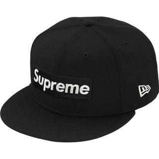 Supreme - 20ss $1M Metallic Box Logo New Era®