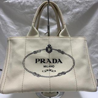 PRADA - PRADA プラダ カナパ Mサイズ
