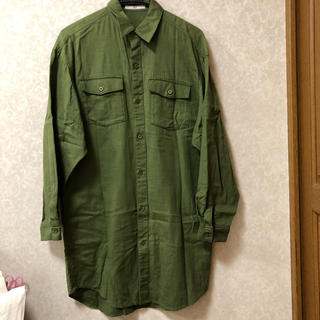 SLY - ミリタリーシャツ ワンピース 2way 新品未使用 スライ SLY