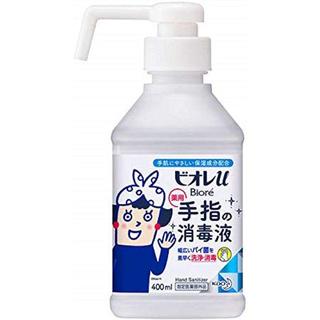 【新品未開封】ビオレu 手指の消毒液 400ml