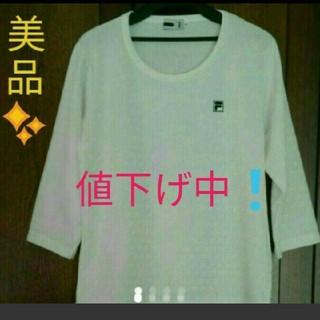フィラ(FILA)のFILA 七分袖Tシャツ(Tシャツ(長袖/七分))