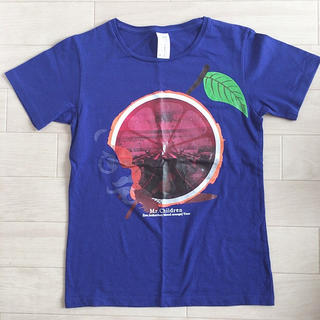 ミスターチルドレン ライブTシャツ(Tシャツ(半袖/袖なし))