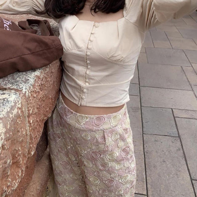 Lily Brown(リリーブラウン)のLiLybrown レディースのパンツ(その他)の商品写真