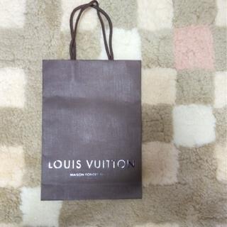 LOUIS VUITTON - LOUIS VUITTON ルイヴィトン ショッピング袋 未使用