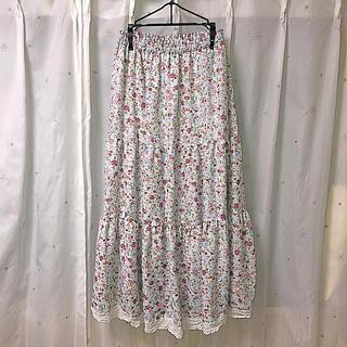 anyFAM - anyFam  花柄ロングスカート