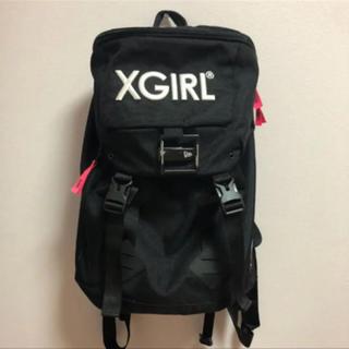X-girl - X-girl×NEW ERAコラボレーション バックパック