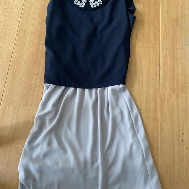 UNITED ARROWS(ユナイテッドアローズ)のジャケット+ワンピースのセット レディースのフォーマル/ドレス(スーツ)の商品写真