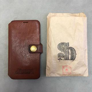 スタンダードカリフォルニア(STANDARD CALIFORNIA)のスタンダードカリフォルニアiPhone X CASE(iPhoneケース)