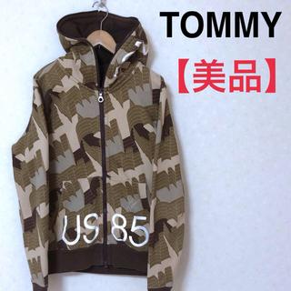 TOMMY - トミー ジップパーカー 和柄 TOMMY 【美品】フルジップ