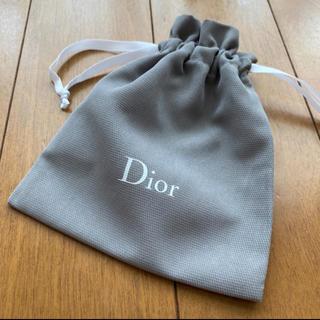 Christian Dior - Dior ディオール ミニ巾着 新品未使用 ポーチ