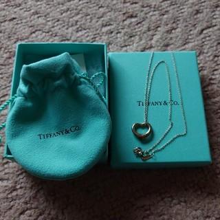 Tiffany & Co. - ティファニー オープンハート