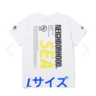 NEIGHBORHOOD - NEIGHBORHOOD×WIND AND SEA Tシャツ Lサイズ
