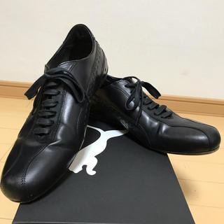 プーマ(PUMA)のPUMA プーマ THE BLACK LABEL ブラックレーベル 革靴 27(その他)