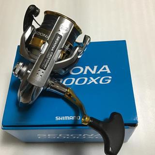 シマノ(SHIMANO)のシマノセドナC5000XG⭐️超美品です‼️箱、取説付き‼️(リール)