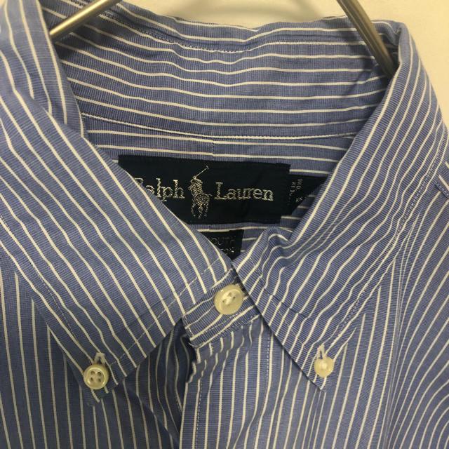 POLO RALPH LAUREN(ポロラルフローレン)のラルフローレンストライプシャツ メンズのトップス(シャツ)の商品写真