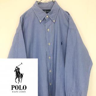 POLO RALPH LAUREN - ラルフローレンストライプシャツ