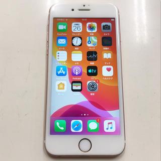 Apple - SIMフリー Apple iPhone6s 64GB Rose Gold