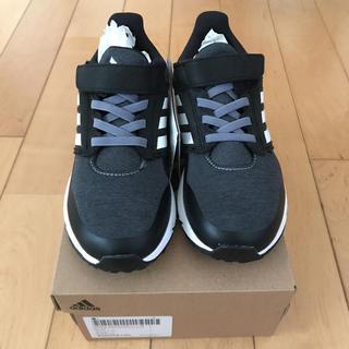 adidas - adidas スニーカー アディダスファイト 19cm ブラック