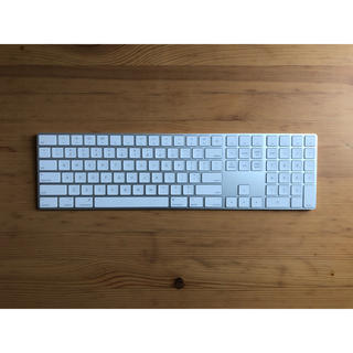 Apple - Apple magic keyboard テンキー付 US