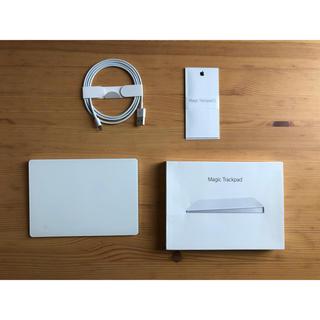 アップル(Apple)のApple Magic Trackpad 2 (PC周辺機器)