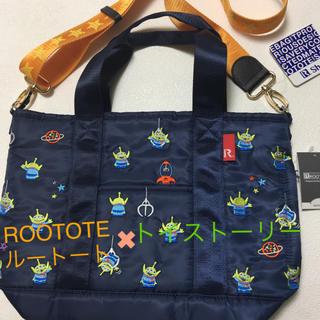 ルートート(ROOTOTE)のROOTOTE DELI✖︎TOY STORY トートバッグ タグ付き新品未使用(トートバッグ)