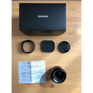 フジフイルム(富士フイルム)のFujifilm XF35mm F1.4 R 保証有 おまけ付(レンズ(単焦点))